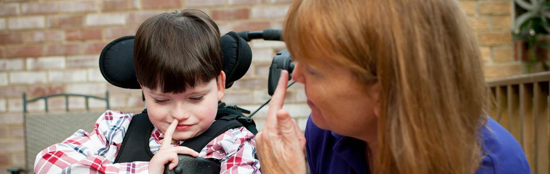 Jessie May nurses help develop ways to enable terminally ill children to communicate